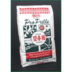 Pro-Prills 12-8-16 (S) 3% Fe (меш. 22,7кг.)*